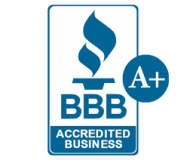 BBB A+ Certified!